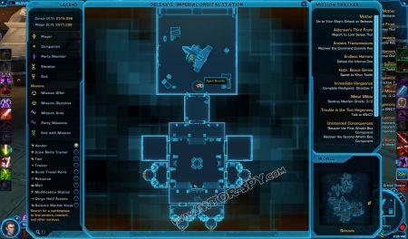 NPC: Agent Brandis image 2 middle size