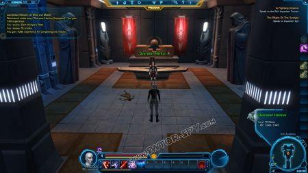 NPC: Overseer Harkun image 1 middle size