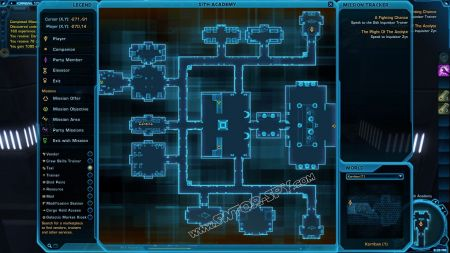 NPC: Overseer Harkun image 2 middle size