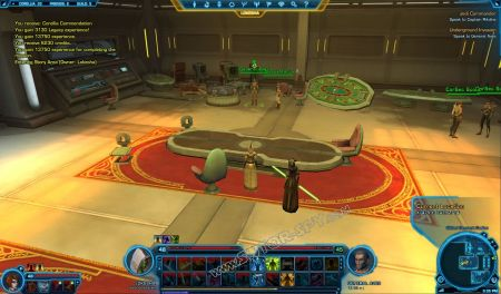NPC: General Aves image 1 middle size