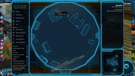 NPC: Mayor Klerren image 2 middle size