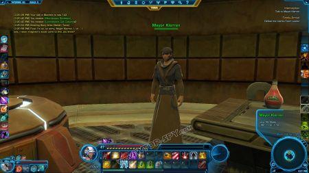 NPC: Mayor Klerren image 1 middle size