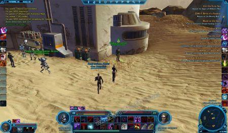 NPC: Captain Tremont image 1 middle size