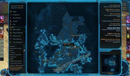 NPC: Captain Tremont image 2 middle size