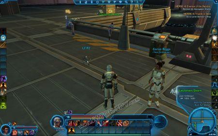 NPC: Lieutenant Doorn image 1 middle size