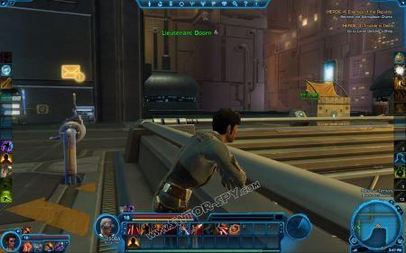 NPC: Lieutenant Doorn image 2 middle size