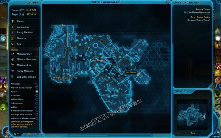 NPC: Kord Murdok image 2 middle size