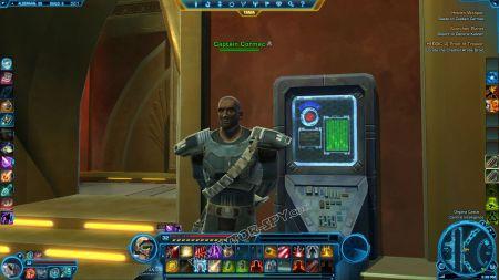 NPC: Captain Cormac image 1 middle size