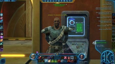 NPC: Captain Cormac image 3 middle size