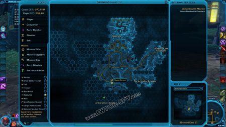 NPC: Captain Sarnova image 2 middle size
