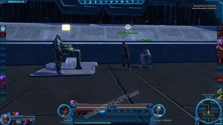 NPC: Captain Sarnova image 1 middle size