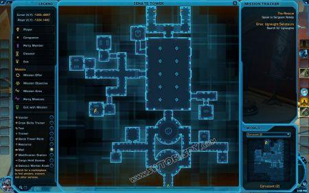 NPC: Agent Galen image 4 middle size