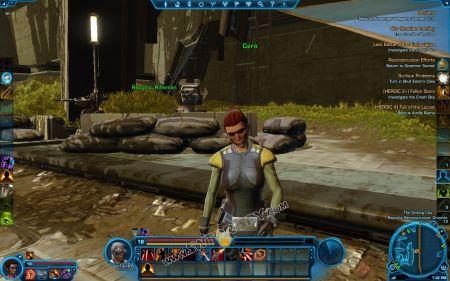 NPC: Cera image 3 middle size