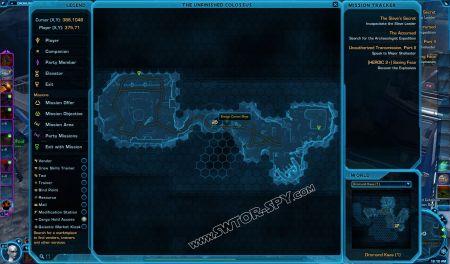 NPC: Ensign Corian Shye image 2 middle size