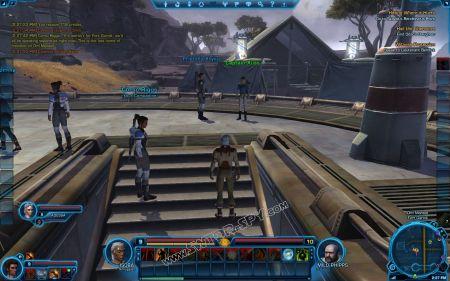 NPC: Captain Xuss image 1 middle size