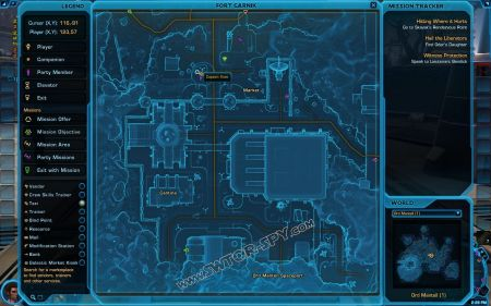 NPC: Captain Xuss image 2 middle size