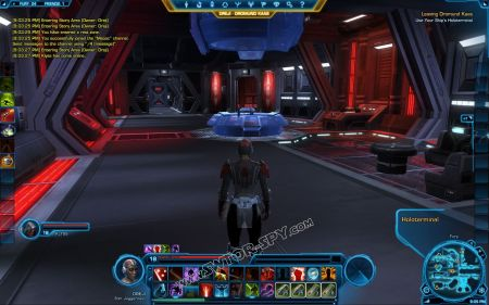 NPC: Darth Baras End Ship Holocom image 2 middle size