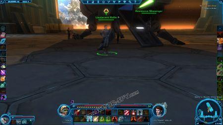 NPC: Lieutenant Hollis image 1 middle size