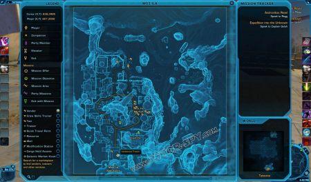 NPC: Lieutenant Trason image 2 middle size