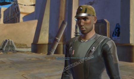 NPC: Lieutenant Trason image 3 middle size