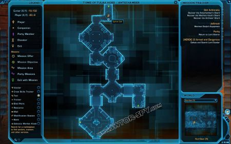 NPC: Ephran Zell image 2 middle size