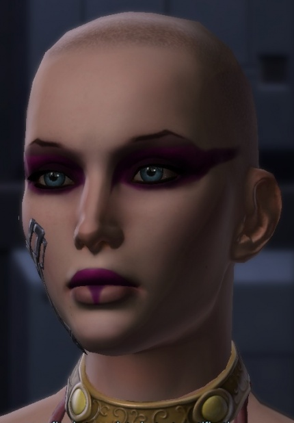 Jaesa Willsaam Dark Customization 3